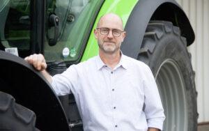 Dirk Irmscher, Verkauf Stalleinrichtung/Melkmaschinen