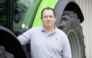Daniel Trümper, Verkauf Landmaschinen